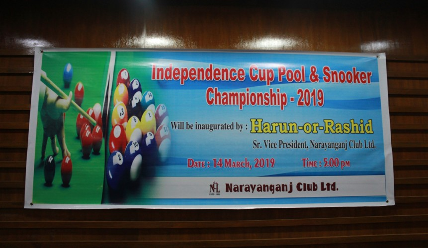 Independence Snooker & Pool Championship - 2019